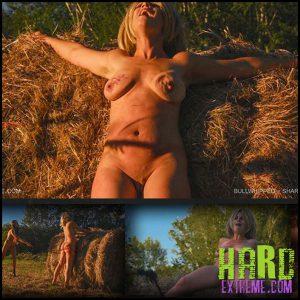 Release September 22, 2016 – Queensnake – Bullwhipped Sharon – Full HD-1080p, lesbian, whipping, spanking