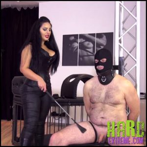 Release September 15, 2016 – Mistress Ezada Sinn – Tough guy, but not on the inner thigh – Full HD-1080p, strapon fuck, strapon in mouth