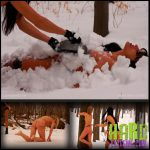 Release September 28, 2016 – Queensnake – Short Snow Stories – Full HD-1080p,lezdom, outdoor, whipping, snow