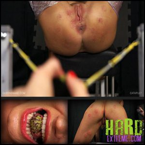 Release September 23, 2016 – Queensnake – Catapult – Full HD-1080p, conkers, stuffing, orgasm, insertion, squirt