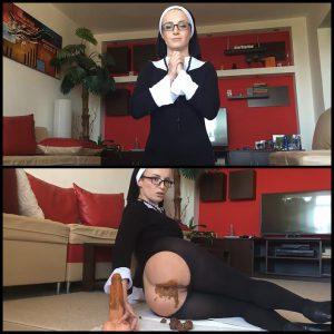 Release September 21, 2016 – JosslynKane Scat – Dirty Nun – Full HD-1080p, life shit depfile, i eat shit, my life is scat