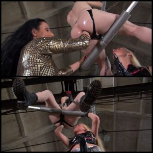 Release September 26, 2016 – Fisting..Gefangen the hoist – Full HD-1080p, femdom fist, crazy man