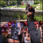 Release September 29, 2016 – Spanish Slut Frida Sante Fucked Outdoors – HD, extreme bdsm, outdoor bdsm