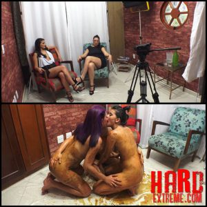 Scat Interview – Ultra HD-4K, NewScatIbBrazil, Scat in Brazil, MFX Scat, (Release October 20, 2016)