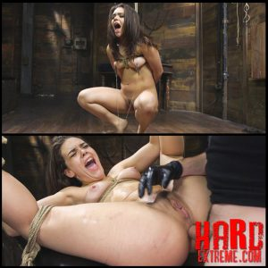 Release October 13, 2016 – Training Kimber Woods to be the Best Little Anal Whore Ever – HD, Pain BDSM, BDSM Sex