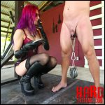 Release October 6, 2016 – Clubdom – Qandisa, Amadhy – Ball Burn – Full HD-1080p, CBT, ball abuse, ballbusting