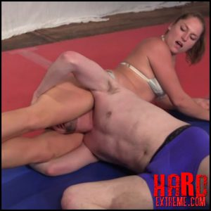 Release October 6, 2016 – Doom Maidens – Anastaxia Dominates Mike – Full HD-1080p,  wrestling, kicking, submission wrestling, nude wrestling