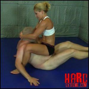 Release October 6, 2016 – Cruel Punishments – Antscha – CBT Sport Part 2 – Full HD-1080p,  fight, fighting, mixed fight, woman beat man
