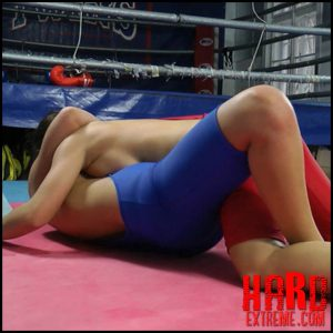 Release October 7, 2016 – Supergirls – Mistress Mira, Lana – 'MIRA Vs LANA F/F Wrestling Olympic Style' REAL FIGHT – HD -1280p