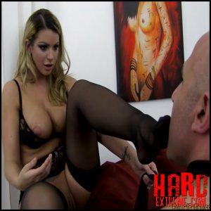 Release October 7, 2016 – Primal Transformations – Brooklyn Chase – Femme Fatale: The Hard Sell – HD -1280p, PUSSY WORSHIP, FUCKING