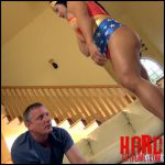 Release October 7, 2016 – Jasmine Ming – Wonder Woman Scissors – HD -1280p, smother, hand fetish, handchoke, hand over mouth