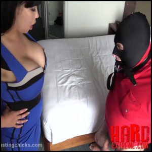 Release October 8, 2016 – Ball Busting Chicks – Tigerr Benson: Kicking the creep hard in the bollocks! – Full HD-1080p, ballkicking, torture, pain