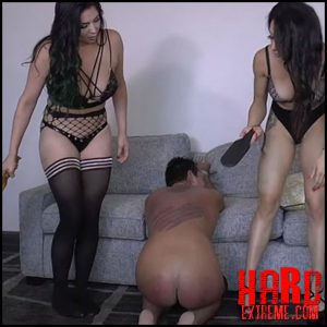 Release October 8, 2016 –Mistress Tangent – Smack Down – slave torture, punishment, cane, caning