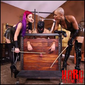 Release October 8, 2016 – Clubdom – Qandisa , Amadhy – Caning – HD -720p, slave torture, punishment, cane, caning