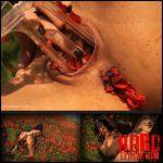 Release October 3, 2016 – Queensnake – Poppy – Full HD-1080p, needles, piercing, stuffing, speculum, enema, outdoor, self-torment