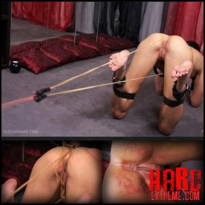 Release October 6, 2016 – Queensnake – Puppy – Full HD-1080p, rubber-band, snow, thumbtack, bondage, maledom