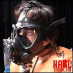 Release October 16, 2016 – Fear Slave – Primed, Inflated And Boxed – HD -720p, Seriousmalebondage.com, bondage, gas-mask, rubber hose