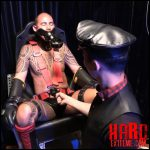 Release October 16, 2016 – Booted Ray's Ashtray – Tatau – HD -720p, Seriousmalebondage.com, bondage, Rubber