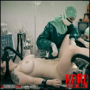 Emergency Room – Hannah MD, Miss Trixx And Lucia Love Part Three Clinicaltorments.com (Release October 23, 2016)