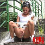 Release October 08, 2016 – Mind The Steps – Full HD-1080p, beauty, got2pee, outdoor
