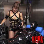 Release October 9, 2016 – Mistress Miranda And The Serious Kit System – HD -720p, Seriousimages.com, bondage, latex suit