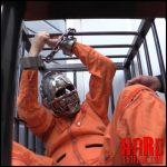 Contamination Control and Scull Helmet Seriousmalebondage.com – HD -720p, bondage, Fear Slave, metal shackles(Release October 23, 2016)