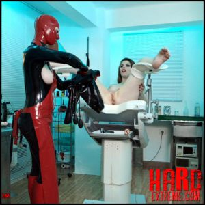 Treatment In Rubber – Miss Trixx And Lucia Love Part Four Clinicaltorments.com – Full HD-1080p, bondage, Nurse, Rubber (Release October 23, 2016)
