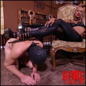 Female domination ball pain