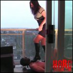 Release October 17, 2016 – Clubstiletto – Miss Jasmine – Harsh Boot Trample – Full HD-1080p, nose crush, face under foot, head standing