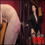 Release October 16, 2016 – Cybill Troy – Mistress Cybill Troy – Cane Shredded Slave Ass – CANING, CORPORAL PUNISHMENT, FEMALE DOMINATION