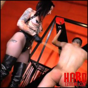Release October 17, 2016 – Cybill Troy – Mistress Cybill Troy – Caned to Tears – spanking, cruel, corporal punishment, femdom spanking