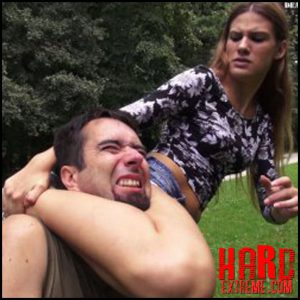 Release October 17, 2016 – Deadly Female Fighters – Matea: Bad Girl In The Park – HD -720p, kicking, submission wrestling, nude wrestling, naked wrestling