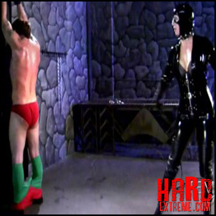 Think, Female domination catwoman recommend you