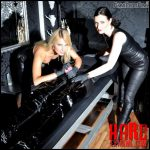 Release October 17, 2016 – FemmeFataleFilms – Lady Natalie Black, Lady Victoria Valente – Four Hand CBT Complete – HD -720p, milking machine, pegs, smothering