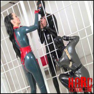 Glovemansion – Military rubber milking part 1 – HD, handjob domination, ruined orgasm, goddess handjobs (Release October 19, 2016)