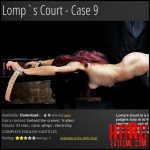 ElitePain – Lomp`s Court – Case 9 – Full HD-1080p, Elite Pain BDSM, cane, whips, electricity (Release October 29, 2016)