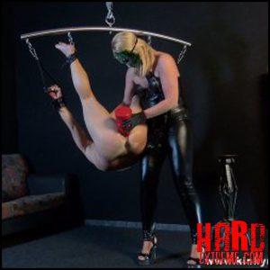 Release October 17, 2016 – Kinkymistresses – Lady Juliette – Strap-on Fuck And XXL Plug HD – HD -720p, domina, femdom, juliette, mistress, plug, strap