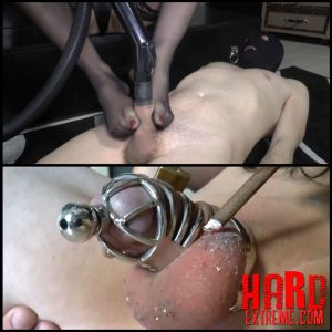 Release October 16, 2016 – VACUUM PLEASURE AND PAIN – BURNED BALLS – Full HD-1080p, Extreme Femdom