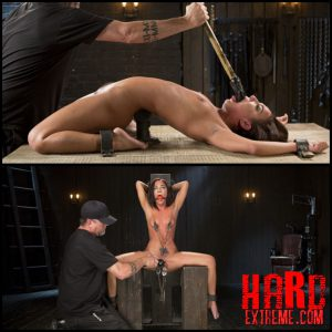 Fresh Meat – Amara Romani is Dominated in Inescapable Bondage – HD, Kinky Porn, Male Domination (Release October 22, 2016)