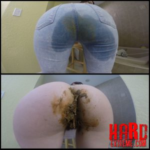 Trapped With My Smelly Shit HotScatWife Scat Scatshop – Full HD-1080p, Depfile Scat, Hardcore Extreme Scat (Release October 27, 2016)