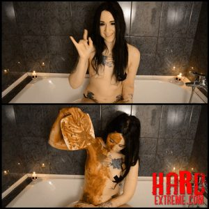 Sweet Betty Parlour Scat – Half Scat Witch HYPNOSIS – Full HD-1080p, DirtyBetty Scat (Release October 31, 2016)