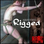Rigged – Anna Tyler – HD, bdsm sex, bdsm, bdsm video (Release October 27, 2016)