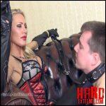 SADO LADIES – Cruel Lady Dana – Full HD-1080p, smoking, human ashtray, fingernails (Release October 19, 2016)