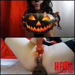 Anna Coprofield Scat – Trick Or Treat (My Bloody Pussy Full Of Shit) – PART 1 – Full HD-1080p, New Scat, Shitting Scat (Release November 06, 2016)