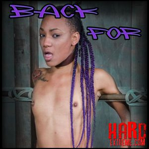 Back for More Part 2 – Nikki Darling – HD, bdsm story, torture stories (Release November 29, 2016)