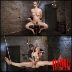 Casey Calvet Endures Brutal Bondage and Devastating Punishment – HD, bdsm porn, bdsm sex (Release November 14, 2016)