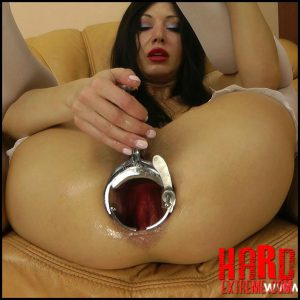 HotKinkyJo – Long dildo full in open with xo speculum ass – Full HD-1080p, Solo Fisting, Crazy Fisting (Release November 23, 2016)