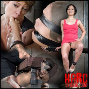 Milcah Halili is bound hooded, gagged, blindfolded, and brutally fucked, licked and made to cum! – HD, Fetish, Bondage, Kinky Porn (Release November 14, 2016)