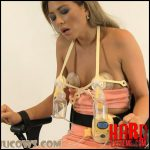 Natalia Forrest – double breast pump HuCows.com – HD -720p, breast milk, milking machine (Release November 21, 2016)