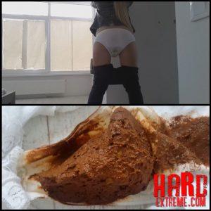 Blonde Dundup Jeans Poop – Full HD-1080p, Life Shit Depfile, I Eat Shit (Release November 02, 2016)
